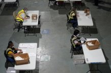 North Carolina scrambles to fix absentee voting errors