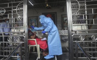 Asia and the coronavirus pandemic plague