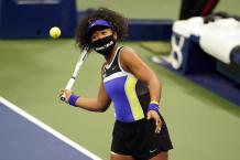 Naomi Osaka Wears Masks Honoring Slain Black Men and Women, Families of Trayvon Martin, Ahmaud Arbery Thank her