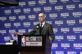 """"""" . . . there are wounds in our country that have never healed: NBA, Adam Silver in a memo"""