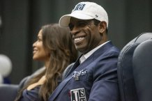 Jackson State University Announces Deion Sanders as Its New Head Football Coach, Hall of Famer Calls It a 'God Move'