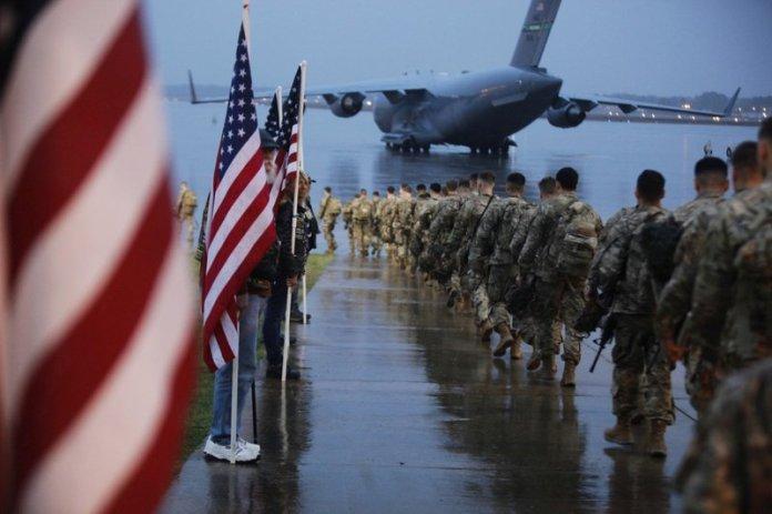 Resultado de imagen para ¿Qué implica la posible salida de las tropas de EEUU de Irak?
