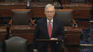 Senate passes .2 trillion coronavirus rescue package on unanimous vote