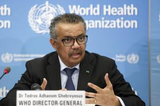 """A coalition of African, European, and other countries will carry out a """"comprehensive evaluation"""" into how the WHO managed the international response to the coronavirus"""