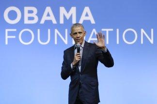 Former President Barack Obama criticizes President Donald Trump's handling of the coronavirus pandemic