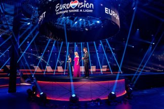 This year's Eurovision Song Contest sought to unite countries