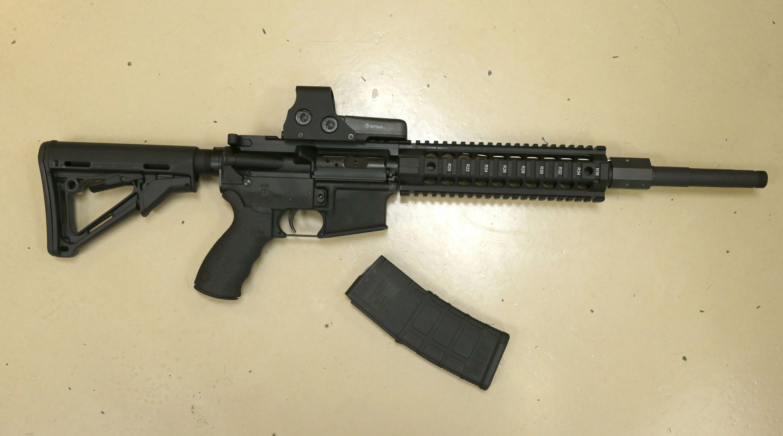 Lawsuit Challenges California S Assault Weapons Ban