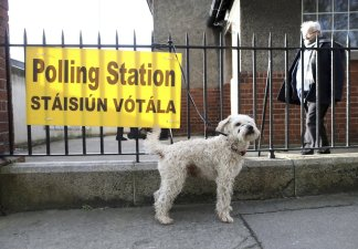 Top 3 parties in dead heat after Irish parliament elections