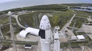 'Bummed Out': History-Making SpaceX Launch Called Off, Re Because of Bad Weather