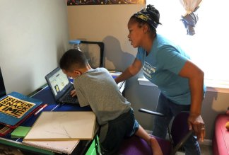 Schools That Are Mostly Black and Latino Favor Starting Online