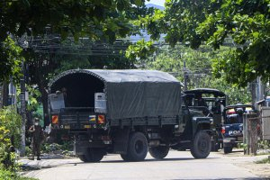 Myanmar forces kill 82 in a single day in the city