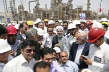 Despite increasing tension between Tehran and Washington,  5 Iranian tankers set sail for Venezuela