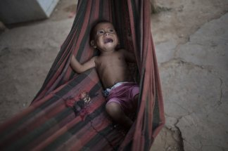 The coronavirus and its restrictions are pushing already hungry communities over the edge