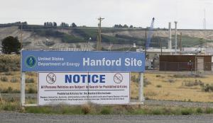 Nuclear waste structures in Washington state are stabilized