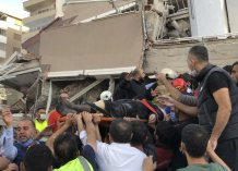 At Least 14 People Dead in Turkey and Greece After 7.0 Magnitude Earthquake Strikes in Aegean Sea, Collapsing Buildings and Triggering Tsunami