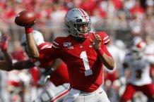 Ohio State QB Justin Fields Starts Petition to Reinstate 2020 Big Ten Football Season