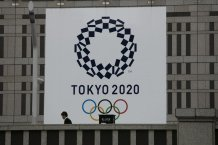 The Latest: Russia backs IOC's plan for Tokyo Olympics