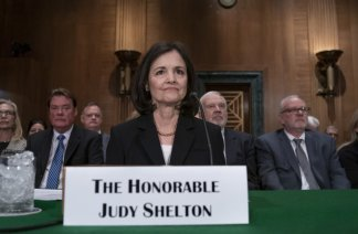 Despite questions about her qualifications, Senate Banking Committee approved President Trump's choice of Judy Shelton for the Federal Reserve board of governors
