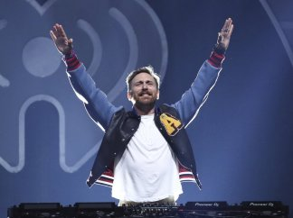 DJ-producer David Guetta went another route: set up shop in front of a 205-foot pool at the Icon Brickell in downtown Miami