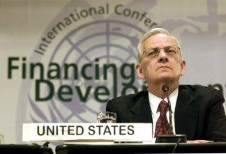 Former Treasury Secretary Paul O'Neill dies at age 84