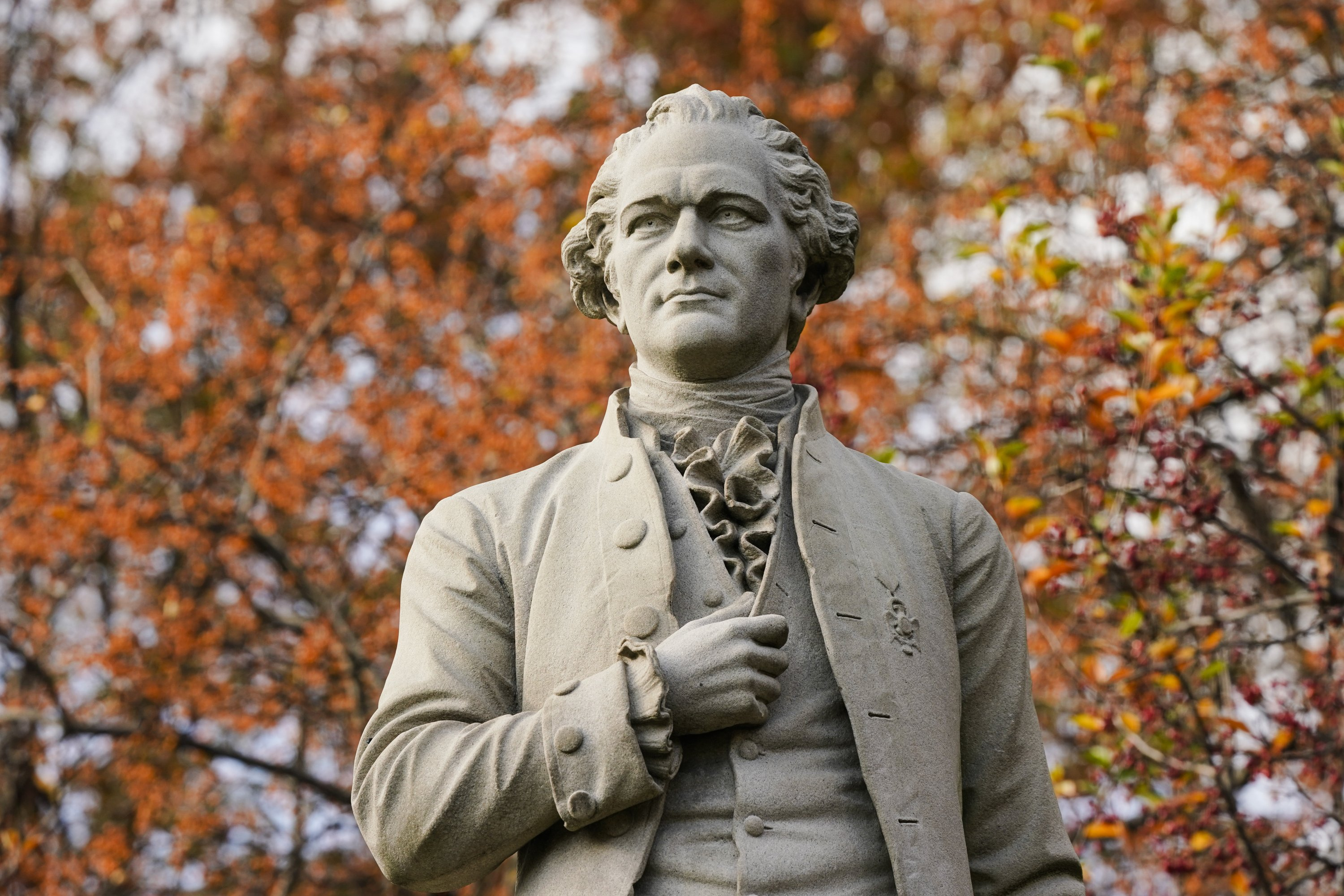 What Alexander Hamilton's deep connections to slavery reveal about the need for reparations today