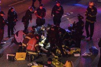 Dawit Kelete of Seattle drove his car onto a closed freeway critically injuring two women