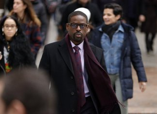 Sterling K. Brown playing as Randall Pearson, says he can relate to how his character feels