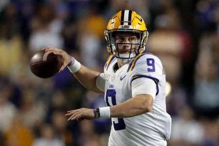 Cincinnati Bengals Select LSU's Joe Burrow With No. 1 Overall Pick of 2020 NFL Draft