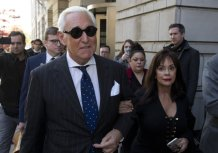 Feds seek 7 to 9 years in prison for Trump ally Roger Stone