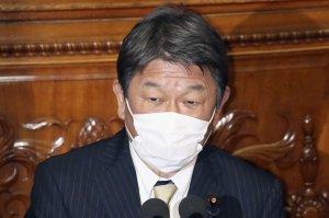 Japan urges South Korea to abandon wartime compensation demands