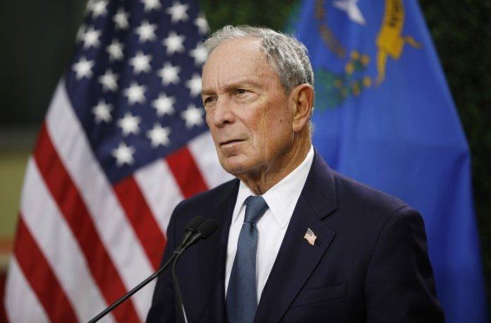 Resultado de imagen para Michael Bloomberg