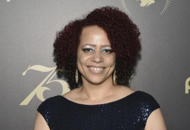 FILE - In this May 21, 2016, file photo, Nikole Hannah-Jones attends the 75th Annual Peabody Awards Ceremony at Cipriani Wall Street in New York. Faculty members of a North Carolina university want an explanation for the school's reported decision to back away from offering a tenured teaching position to Nikole Hannah-Jones. Hannah-Jones' work on the country's history of slavery has drawn the ire of conservatives. A report in NC Policy Watch on Wednesday, May 19, 2021 said Hannah-Jones was to be offered a tenured professorship as the Knight Chair in Race and Investigative Journalism at the University of North Carolina at Chapel Hill. (Photo by Evan Agostini/Invision/AP, File)