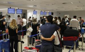 Rich Latin Americans migrate to the US in search of vaccines