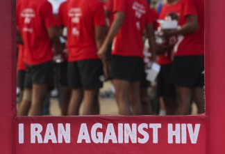 Global AIDS epidemic reports some big successes but also some tragic failures: Only half the children with HIV are getting treatment