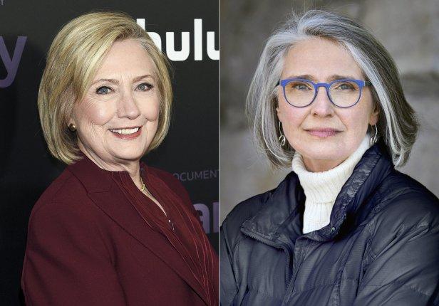 Hillary Clinton and Louise Penny co-writing mystery novel