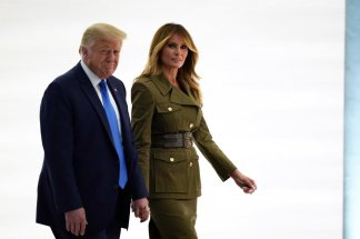 AP Analysis: Trump's convention aims to airbrush his tenure
