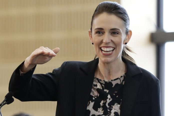 New Zealand PM encourages supporters to vote in election