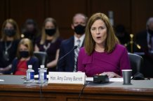 Four Memorable Moments from Day 2 of Amy Coney Barrett's Confirmation Hearings