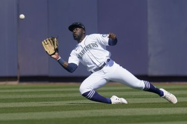 Taylor Trammell may end up being Mariners' left fielder