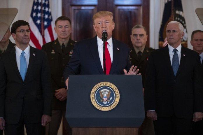 Resultado de imagen para ¿Por qué Trump autorizó el ataque?