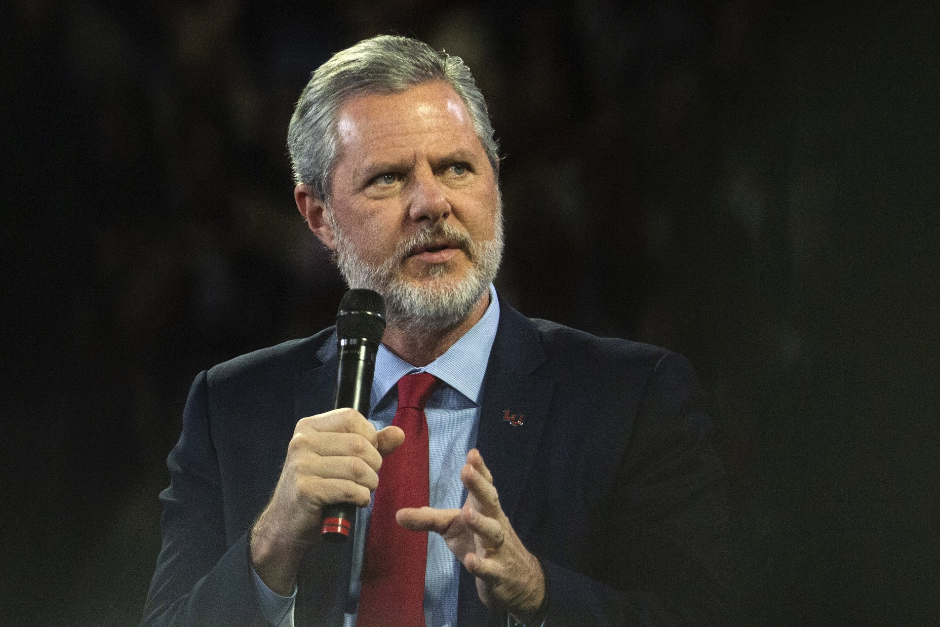 Liberty sues Jerry Falwell Jr.  and claims millions in damages