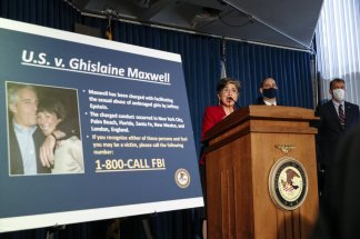 Officials fear Jeffrey Epstein's confidant Ghislaine Maxwell might take her own life