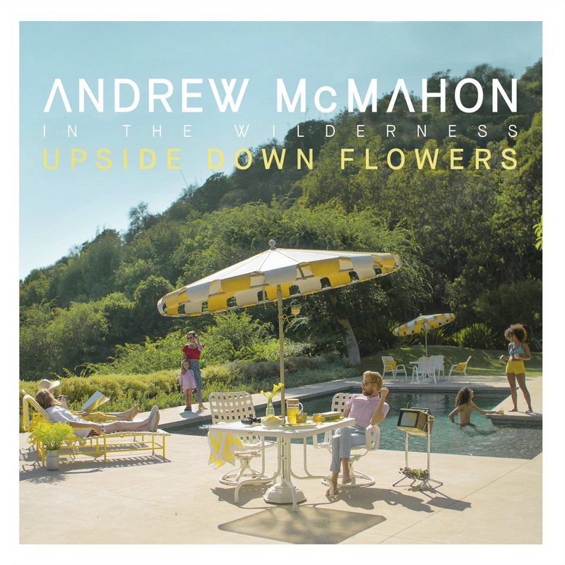 Review Andrew Mcmahon S New Album Saturated With Nostalgia