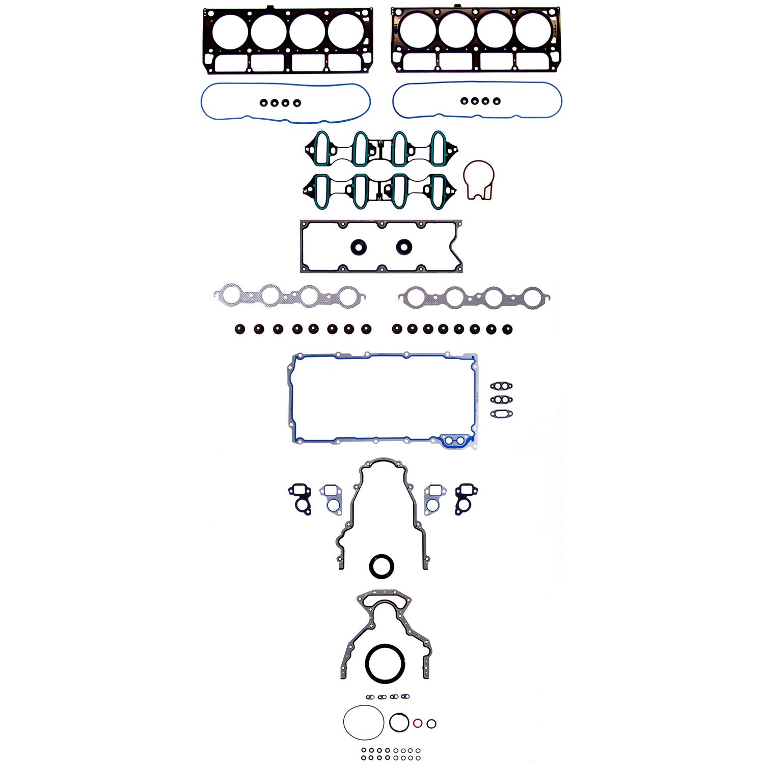 Chevrolet Silverado Hd Engine Gasket Set