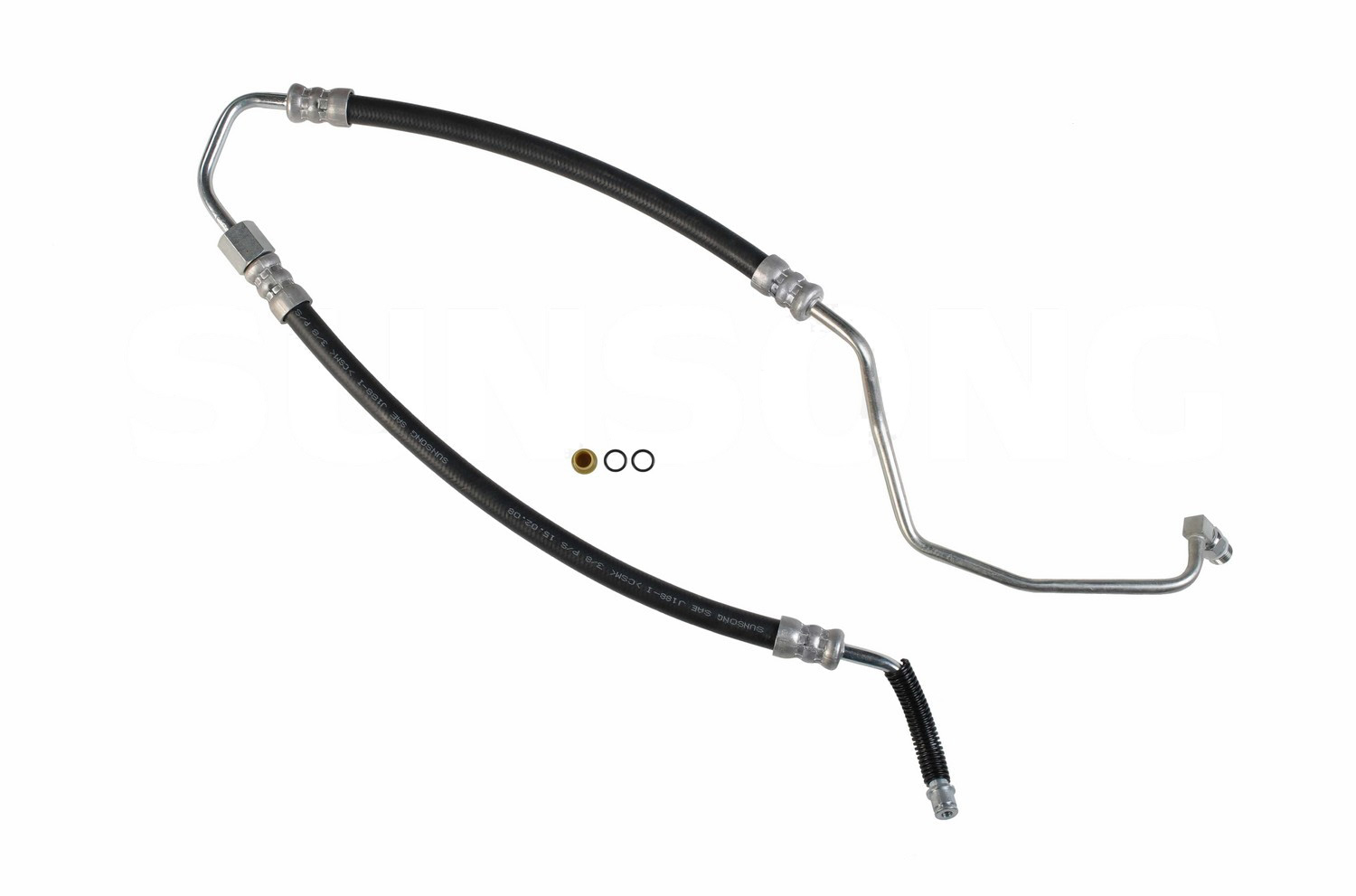 Ford Expedition Steering Pressure Line Hose Assembly