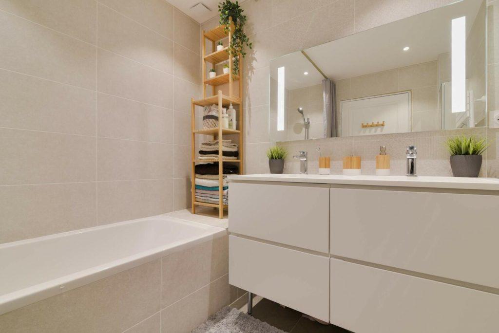 salle de bain moderne 30 idees pour
