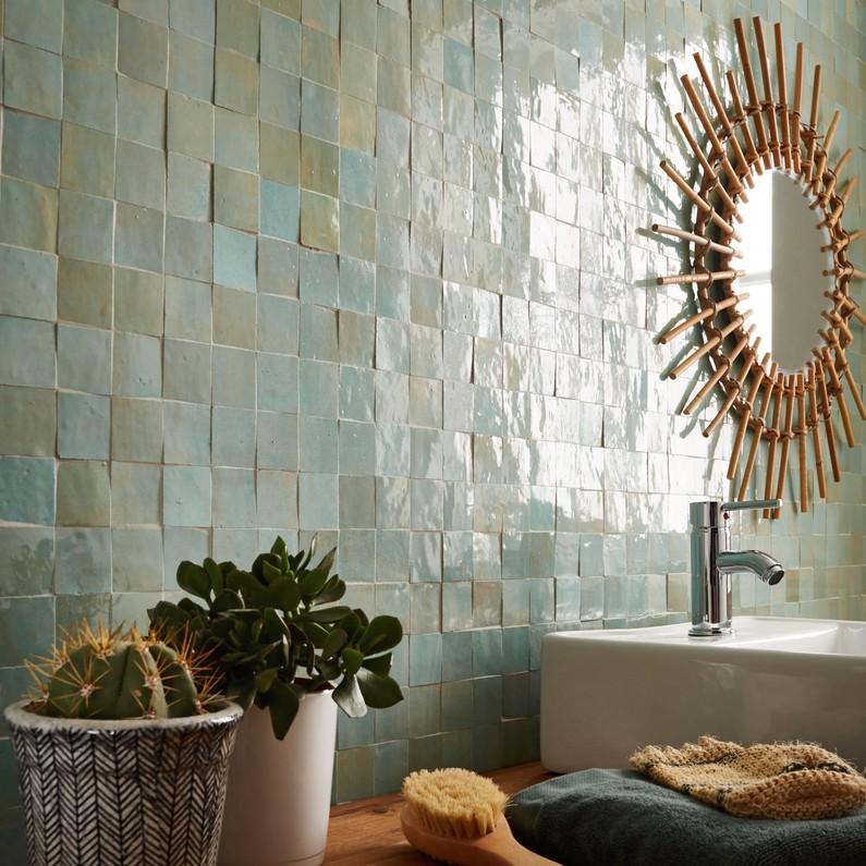 carrelage de salle de bain 30 idees