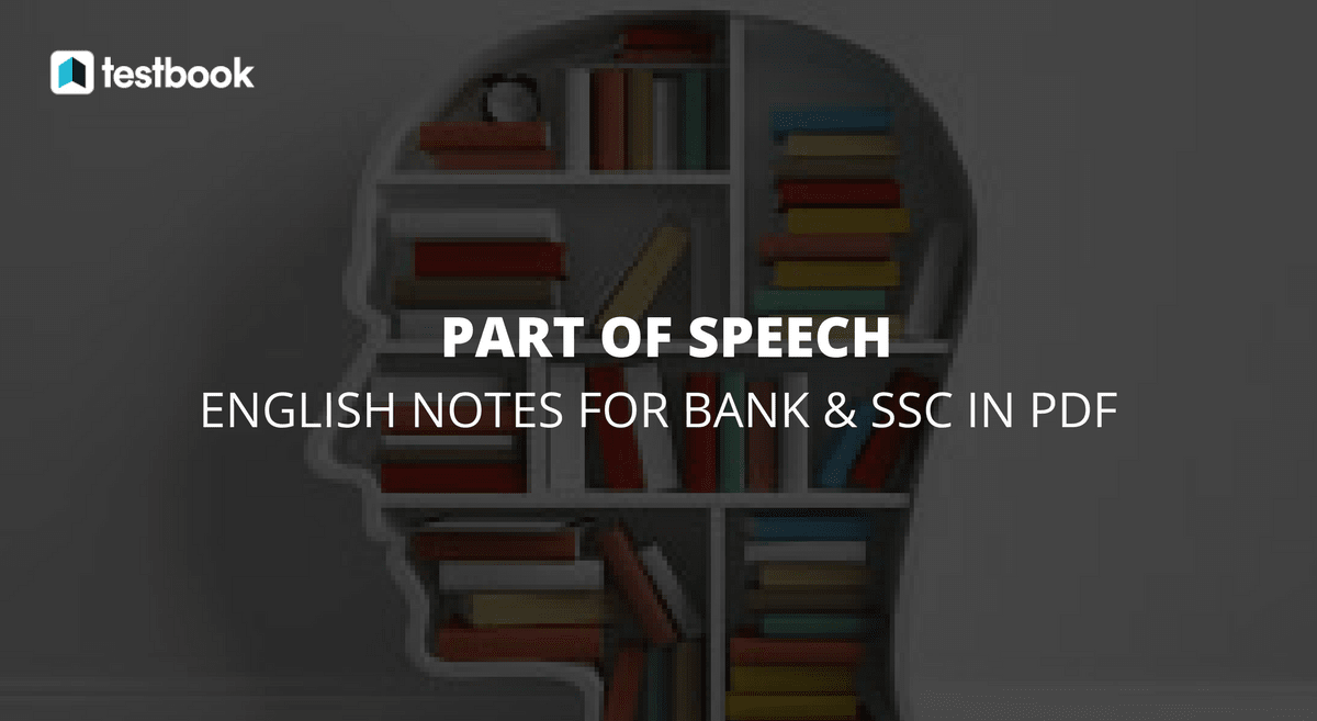 Parts Of Speech In English Grammar For Bank Ssc Exams Notes In