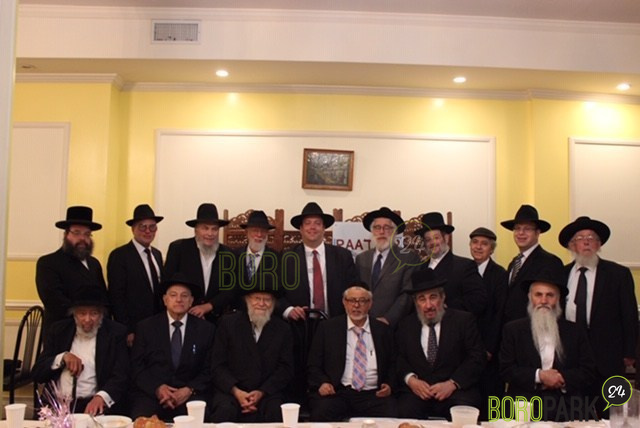Rabbinical Alliance of America Observes the 15th Yahrtzeit of Outreach Pioneer