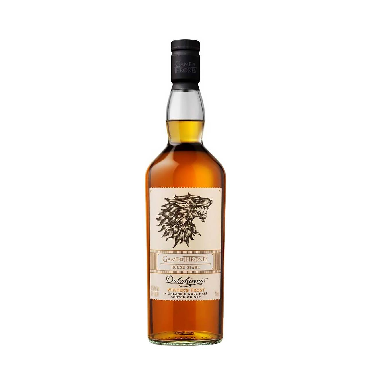 Dalwhinnie GAME OF THRONES HOUSE -WINTER'S FROST GOT 700ml